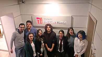"""""""ANKARA GİRİŞİM"""" Projesinde """"Mentörlük"""" Faaliyetlerine Hız Veriliyor"""