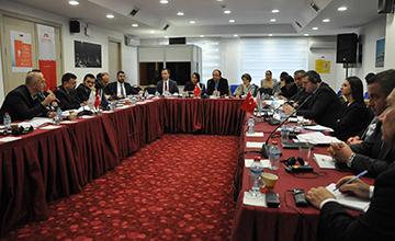 """""""Ankara Girişim"""" Projesi 2. Yönlendirme Komitesi Toplantısı Yapıldı"""