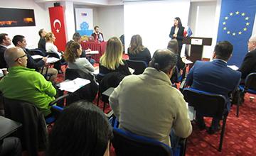 """""""ANKARA GİRİŞİM"""" Projesi Mentörlük Faaliyetlerinde 2. Aşamaya Geçiliyor"""