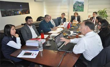 ANKARA GİRİŞİM Projesi 6. Aylık Yönetim Toplantısı Yapıldı