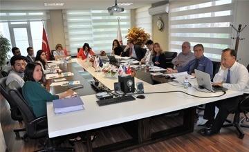 ANKARA GİRİŞİM Projesi 9. Aylık Yönetim Toplantısı Yapıldı