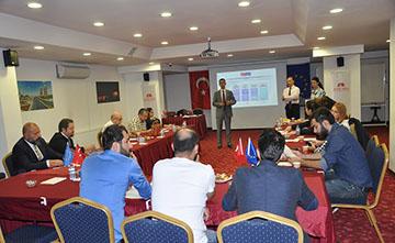 """""""Genç İstihdamının Artırılması için Ankara Girişimcilik Ekosisteminin Geliştirilmesi"""" Projesi Çalışmalarına Hız Veriliyor"""