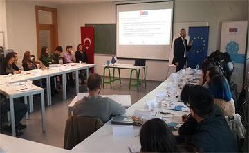 """""""Genç Girişimciliği Geliştirme Programı – YEDP"""" Eğitimleri Başladı"""